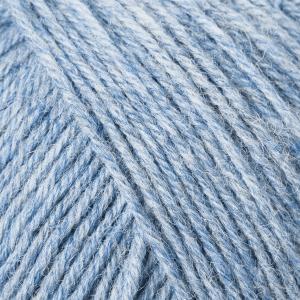 Graublau Meliert
